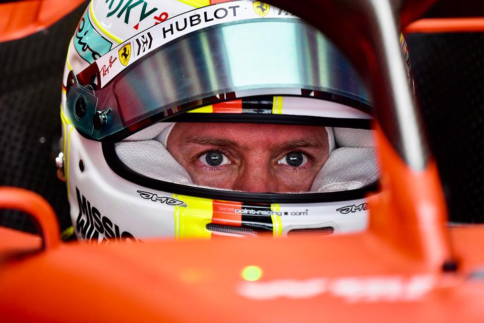 La prensa italiana ve la orden de China como ayuda moral para Vettel
