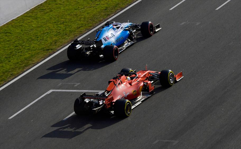 Ferrari y Williams se niegan a retrasar la aprobación de ...