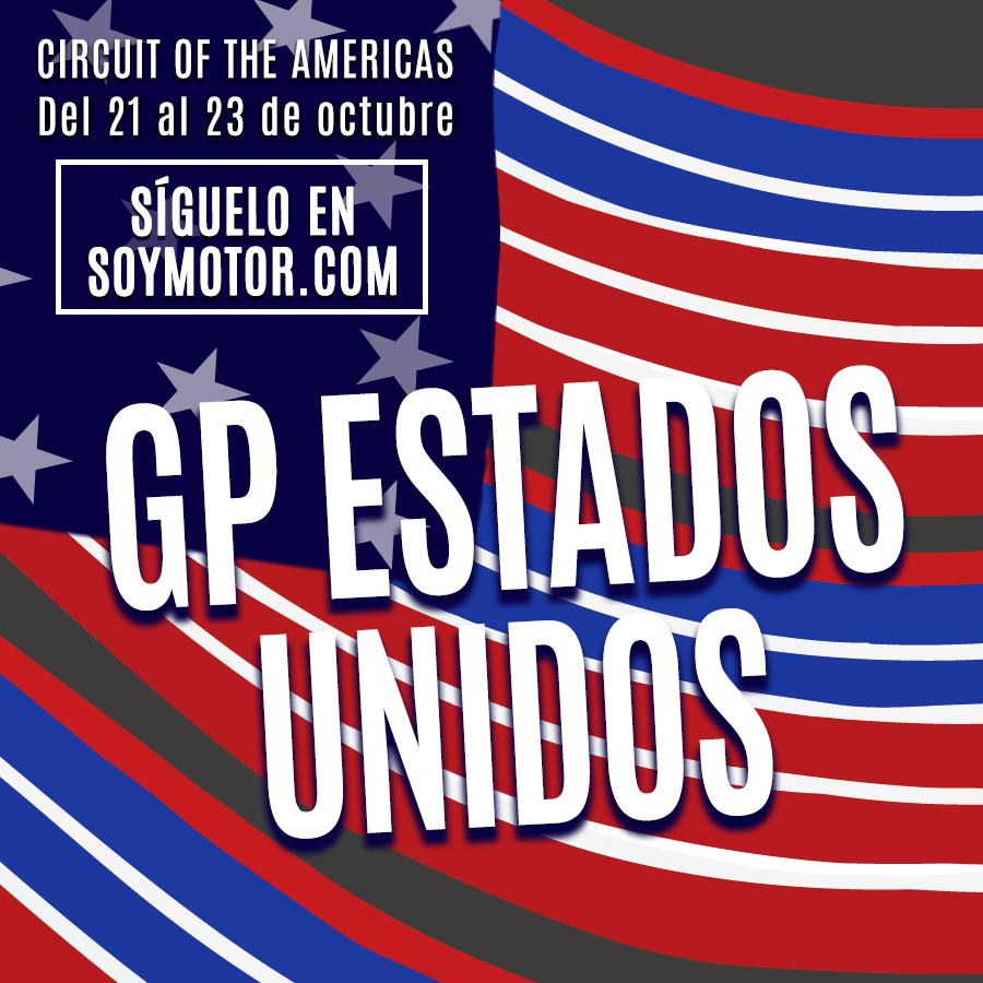 GP de Estados Unidos F1 2016 en SoyMotor.com
