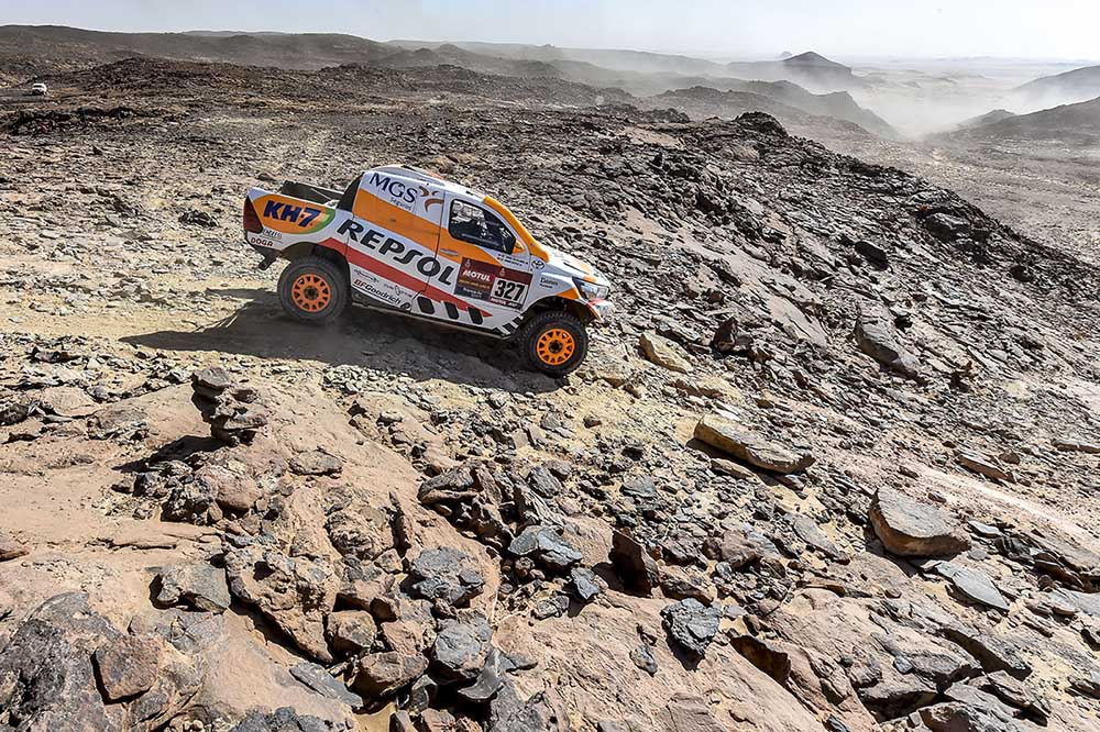 Flashes de la Etapa 3: Loriaux, de ingeniero de M-Sport en WRC a colaborar con Overdrive - SoyMotor.com