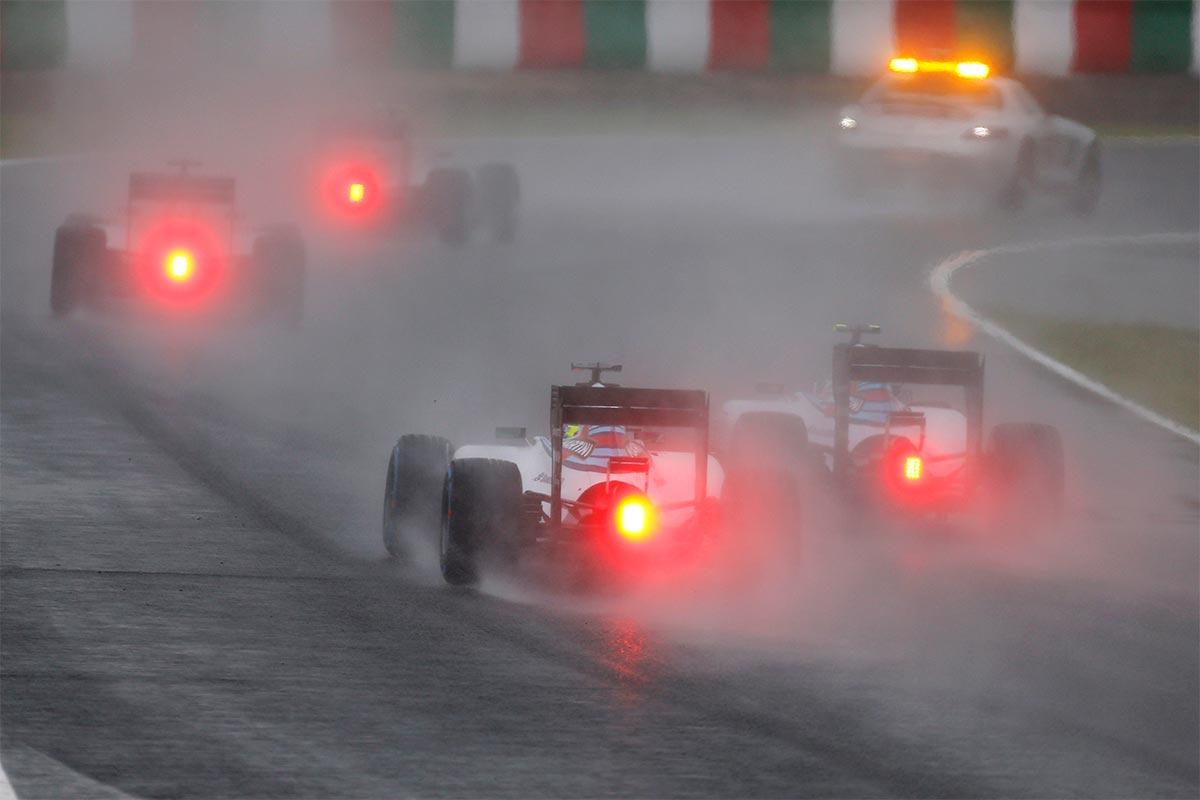 Escena del GP de Japón F1 2014 - SoyMotor.com