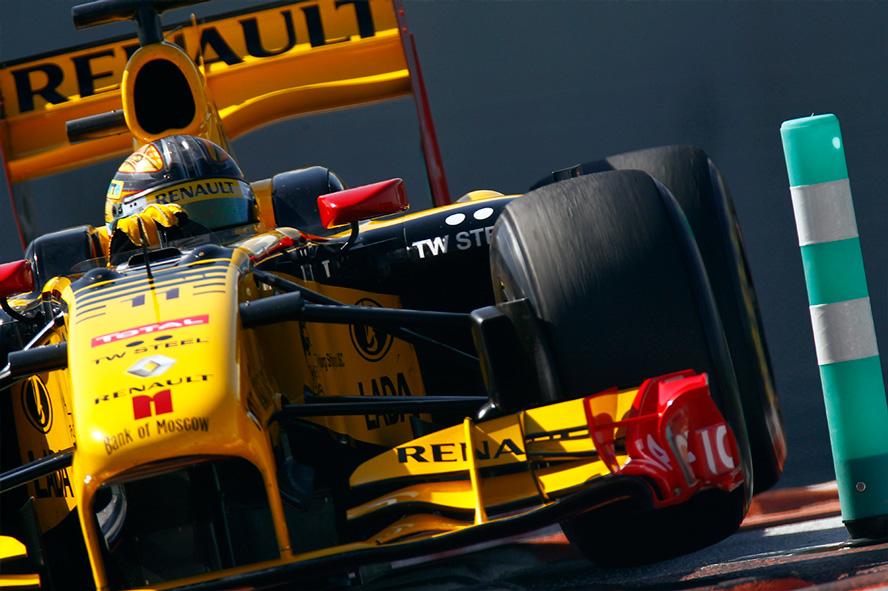 La historia de Renault en la F1. Parte 6: 2010-2020 - SoyMotor.com