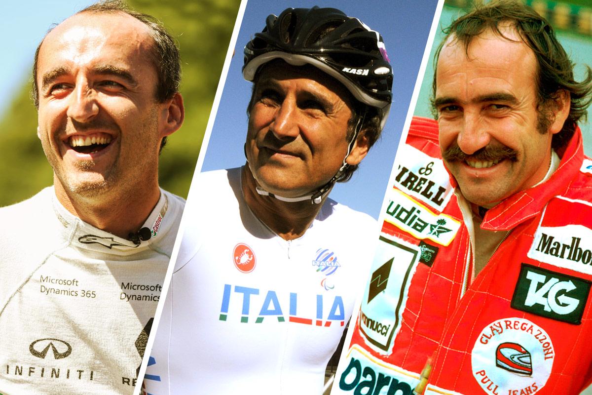 Kubica y el espíritu de superación de los pilotos - SoyMotor.com