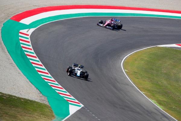 Racing Point se inspira en Williams... ¡y funciona! - SoyMotor.com