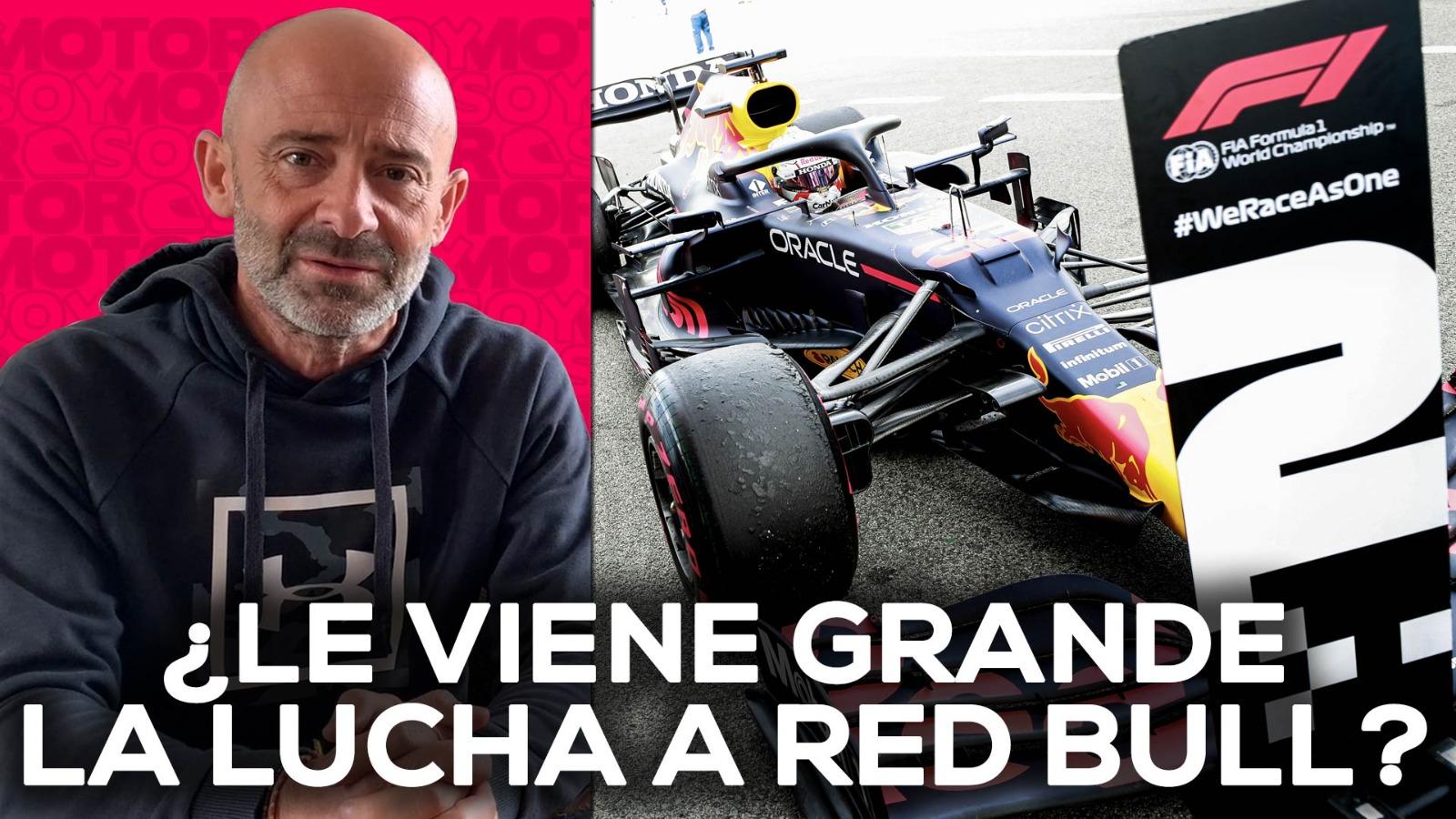 ¿Le viene grande a Red Bull la lucha contra Mercedes?  - SoyMotor.com
