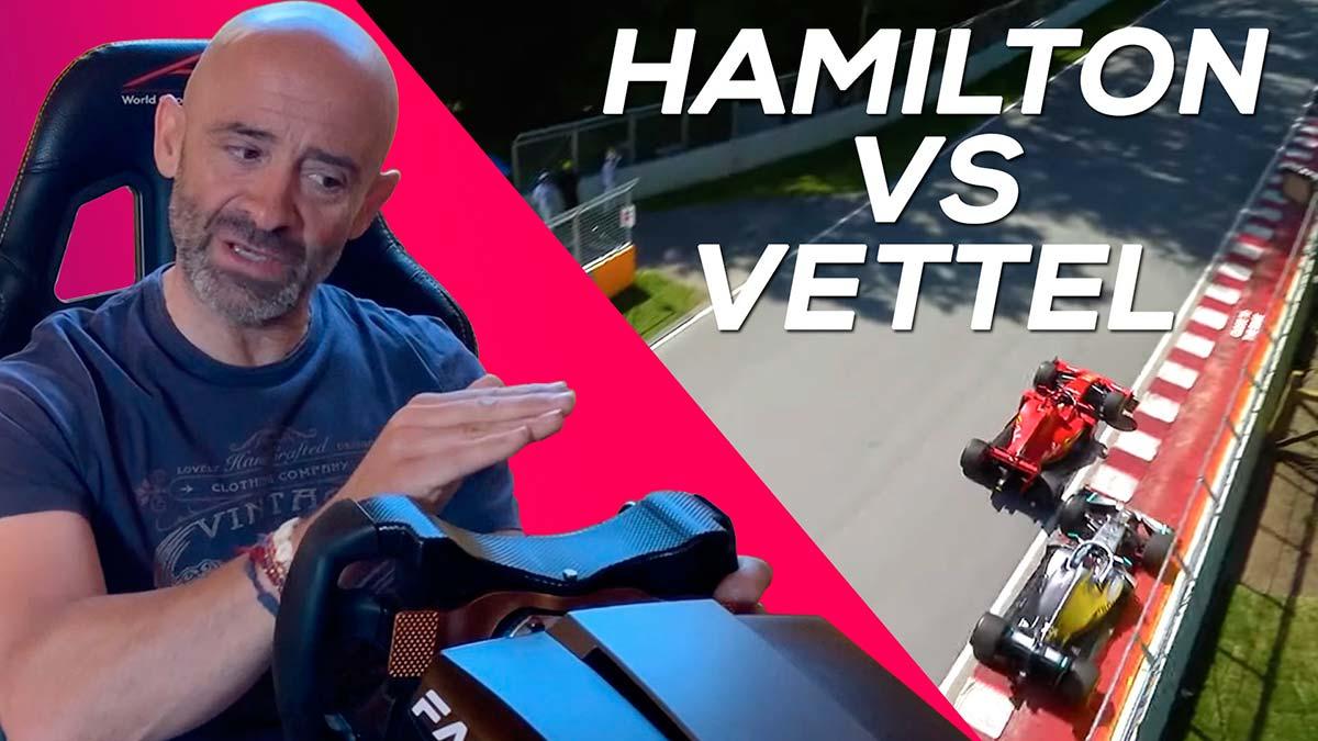 El numerito de Vettel en el GP de Canadá - SoyMotor