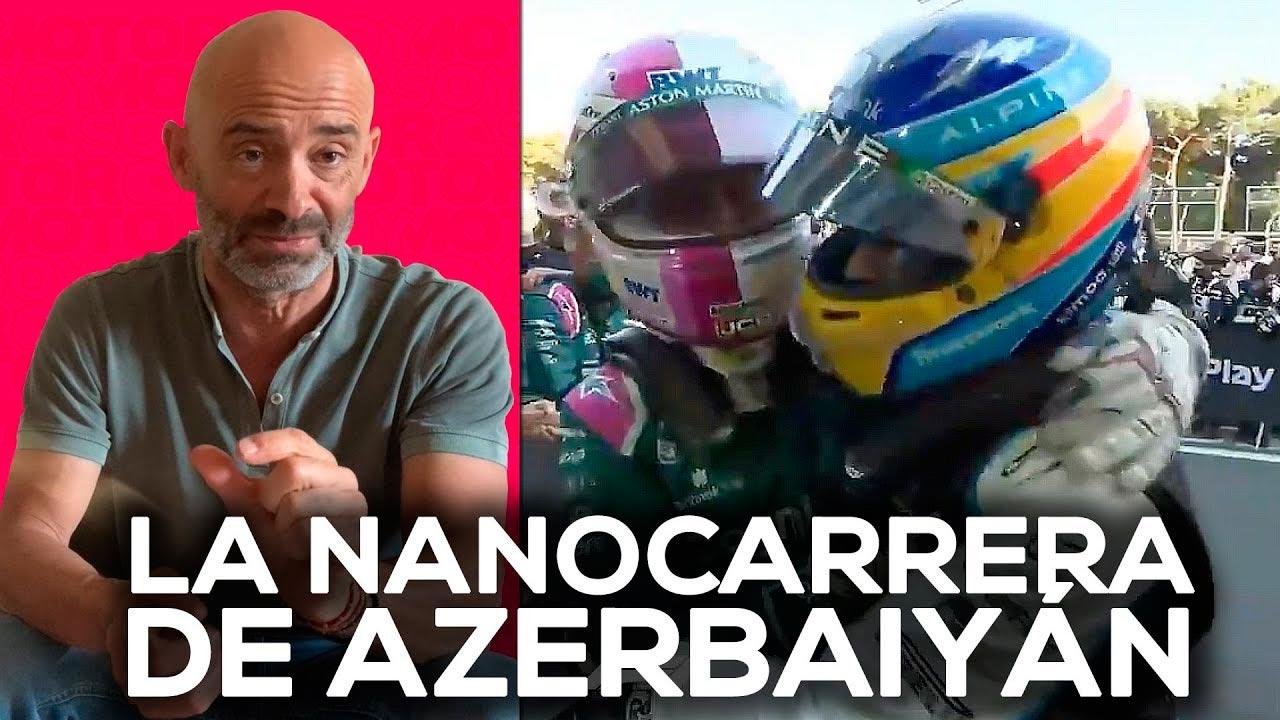 La nanocarrera de Bakú - SoyMotor.com