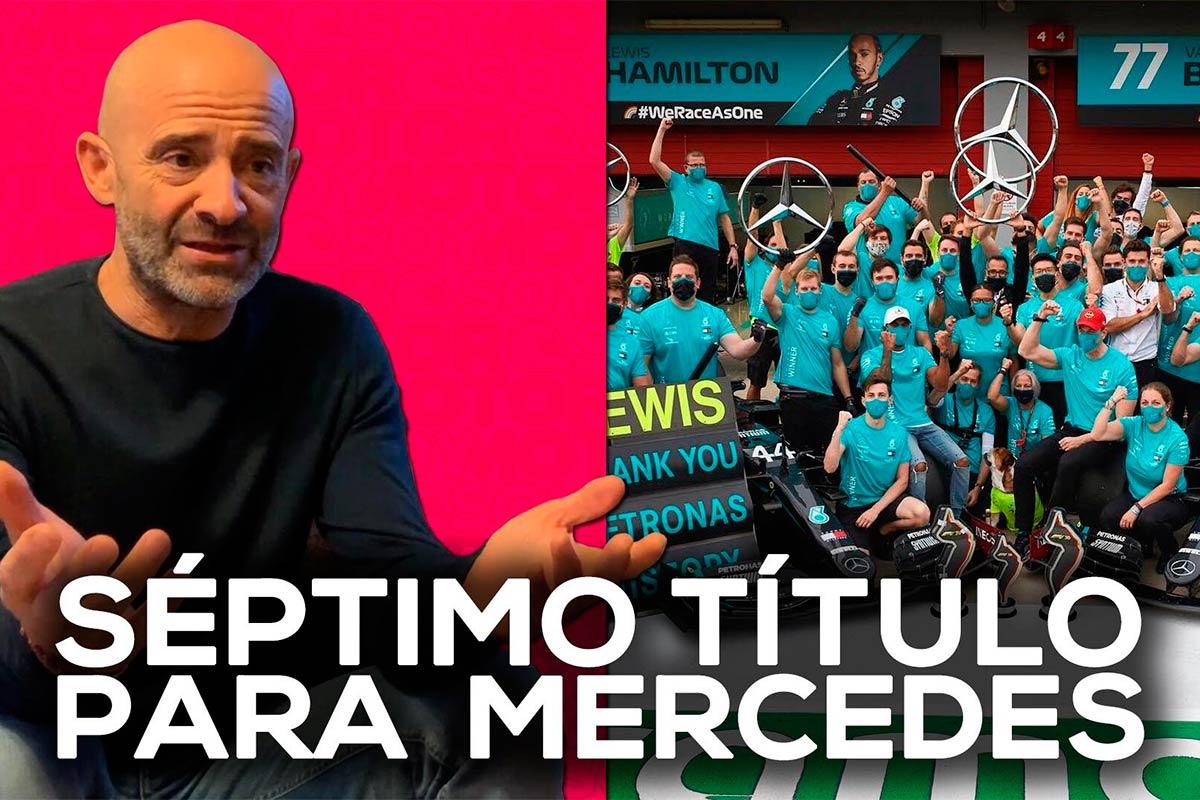 Mercedes, más lejos que la Ferrari de Schumacher - SoyMotor.com