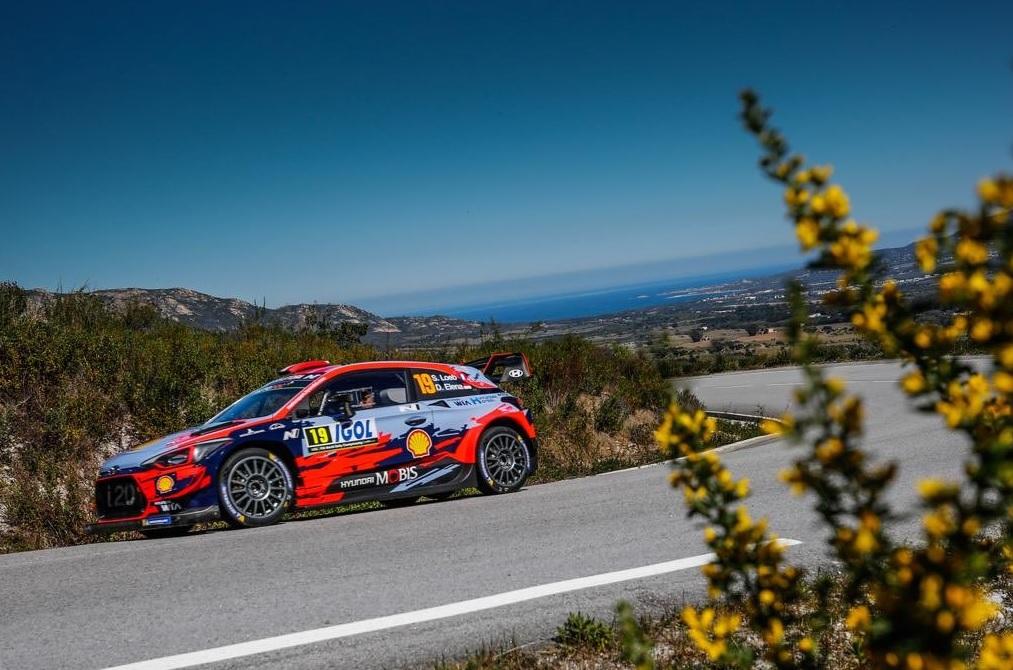 WRC: Si no puedes hacer test, la solución es correr - SoyMotor.com