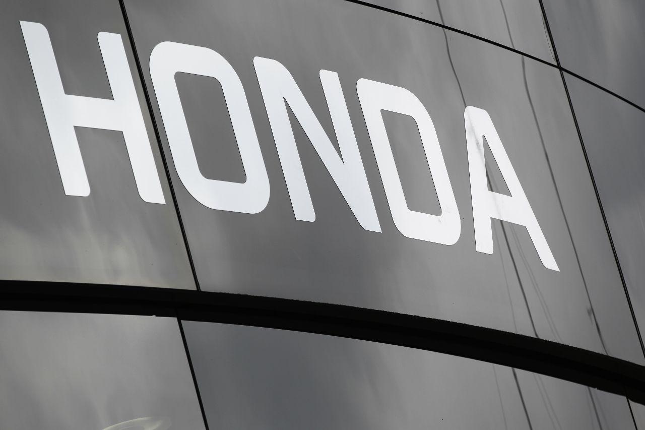 Logo Honda – SoyMotor.com