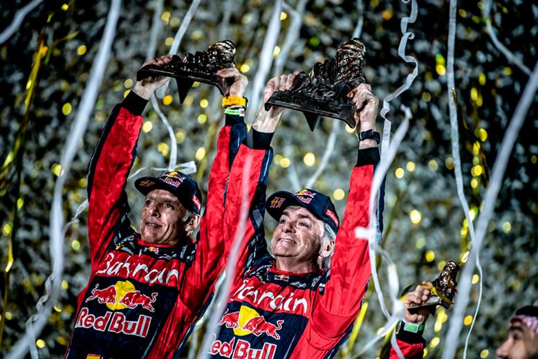Carlos Sainz, el piloto que construye las victorias antes de la salida - SoyMotor.com