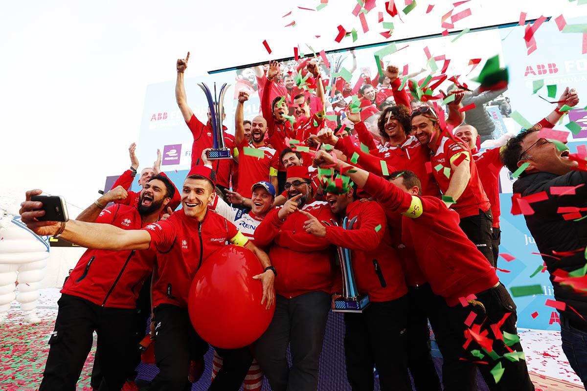 Joan Orús quiere proclamar campeón de Fórmula E a Mahindra
