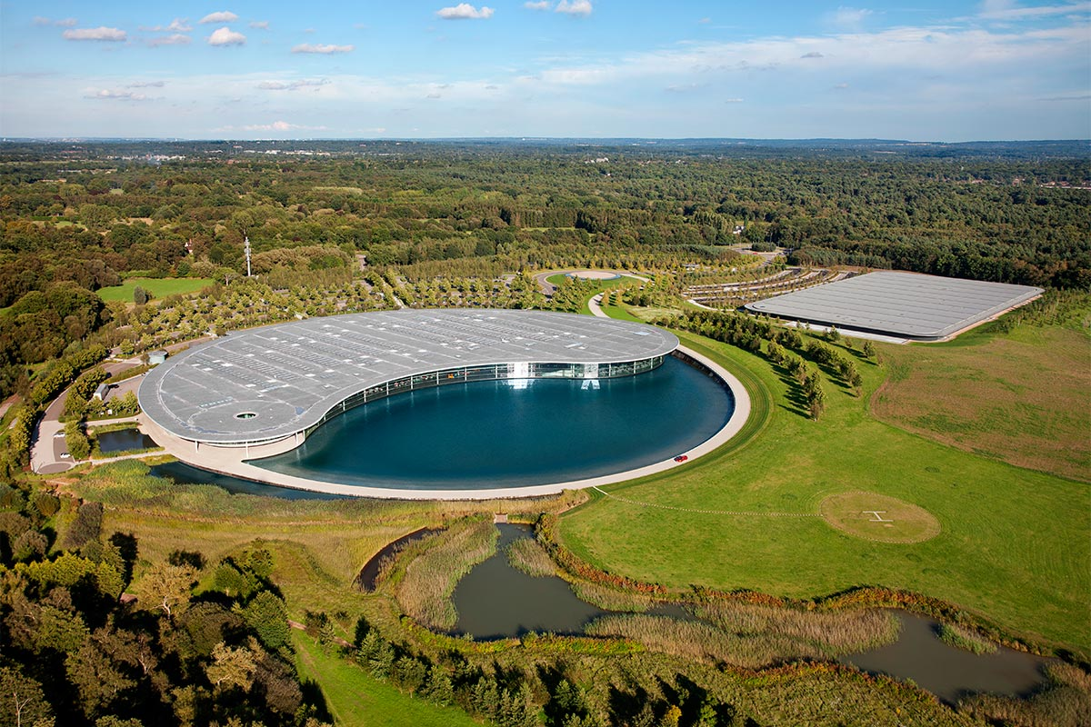 McLaren Technology Center, en Woking - SoyMotor