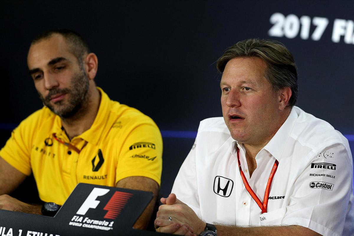 Renault y McLaren, una cooperación por definir - SoyMotor