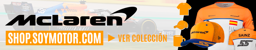 Tienda SoyMotor McLaren