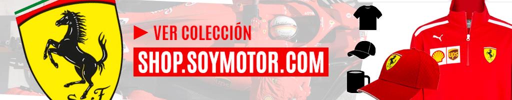 Tienda SoyMotor Ferrari