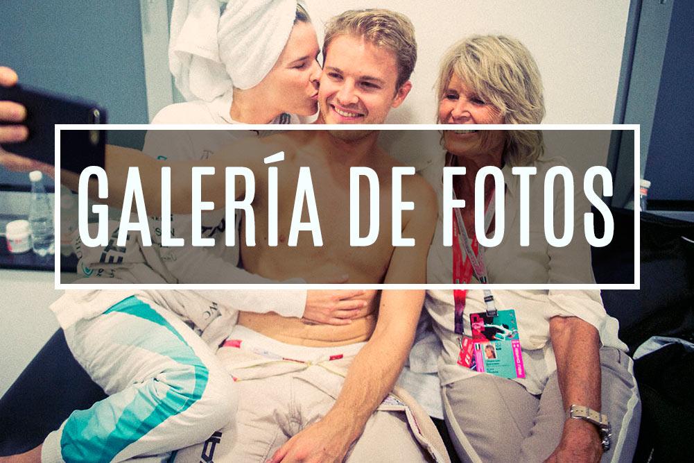 Nico Rosberg se retira de la F1 - Fotos SoyMotor.com