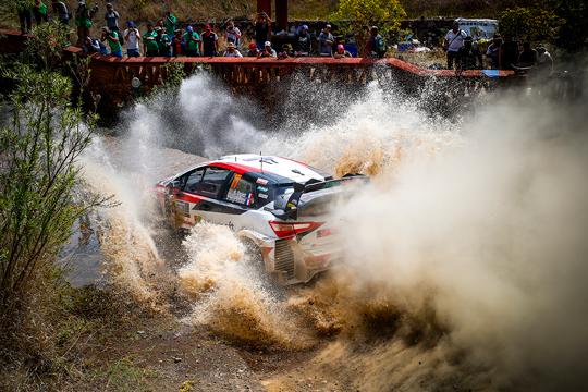 Hyundai, Toyota y Ford se han inscrito para el WRC 2022 - SoyMotor.com
