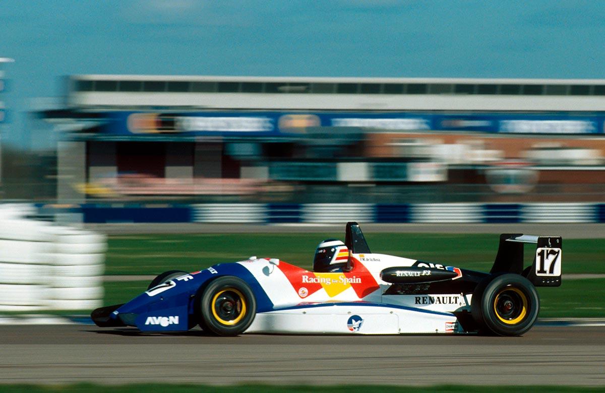 Pedro de la Rosa en 1994 - SoyMotor