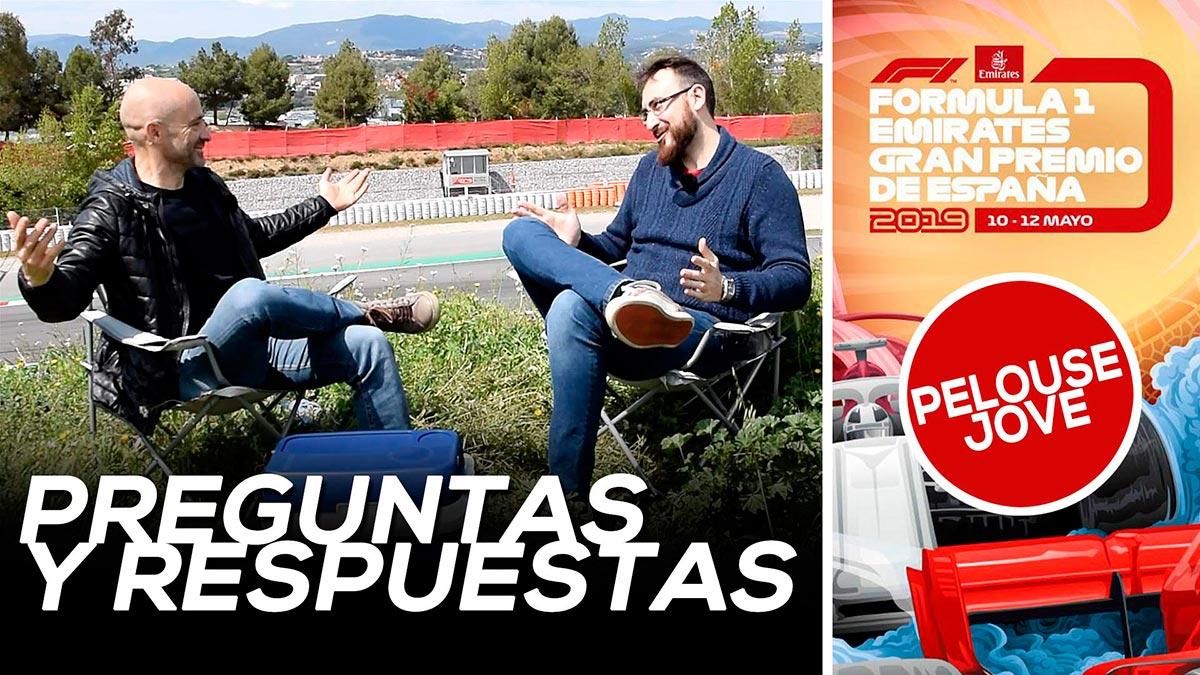 Preguntas y Respuestas en el Circuit de Barcelona-Catalunya - SoyMotor