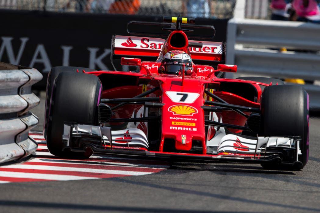 Räikkönen hizo la vuelta más rápida de la historia en Mónaco - SoyMotor.com