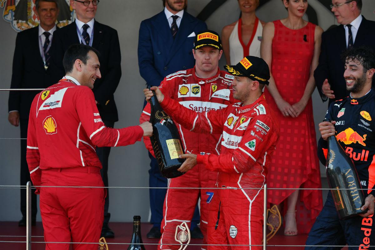 Récords F1: Estadísticas del Gran Premio Mónaco 2017 - SoyMotor.com