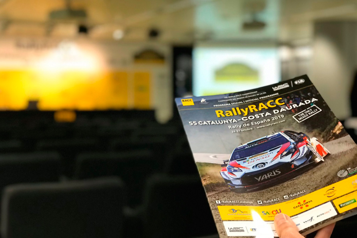 El Rally RACC será sólo de asfalto en su retorno al Mundial en 2021