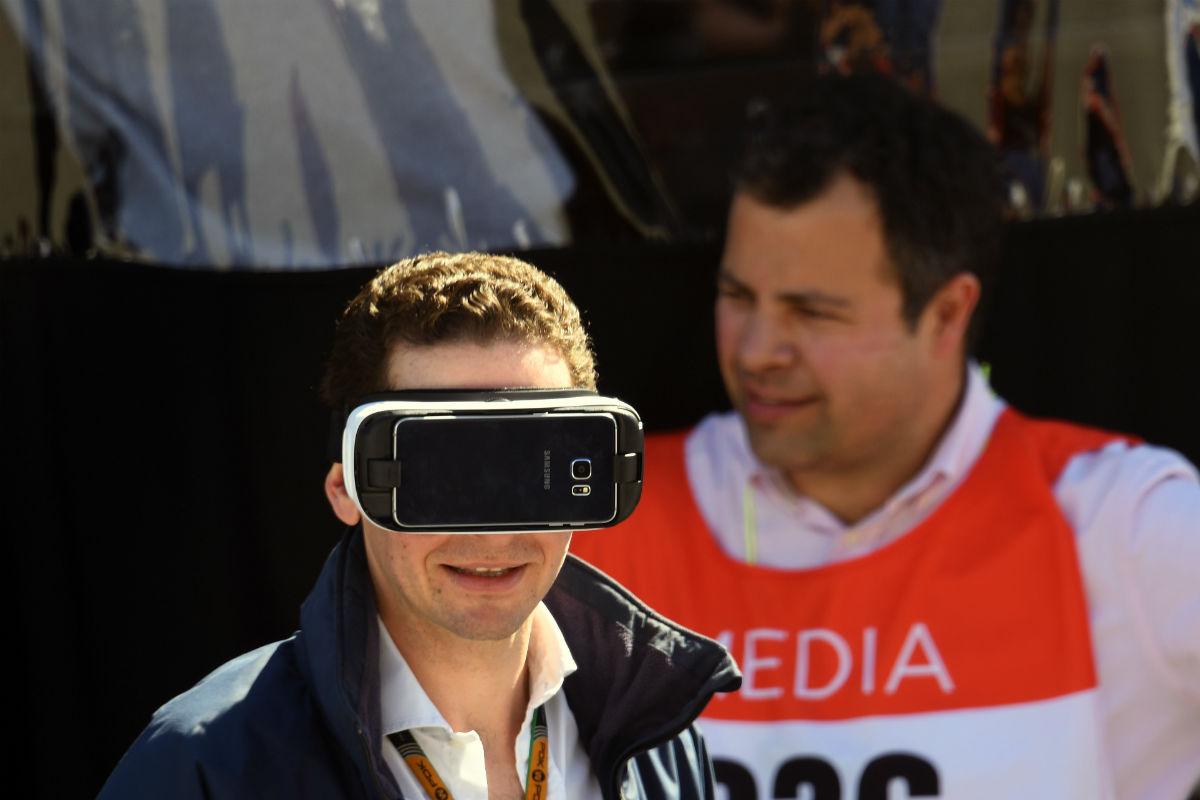 Realidad virtual e inteligencia artificial, la nueva frontera de la F1