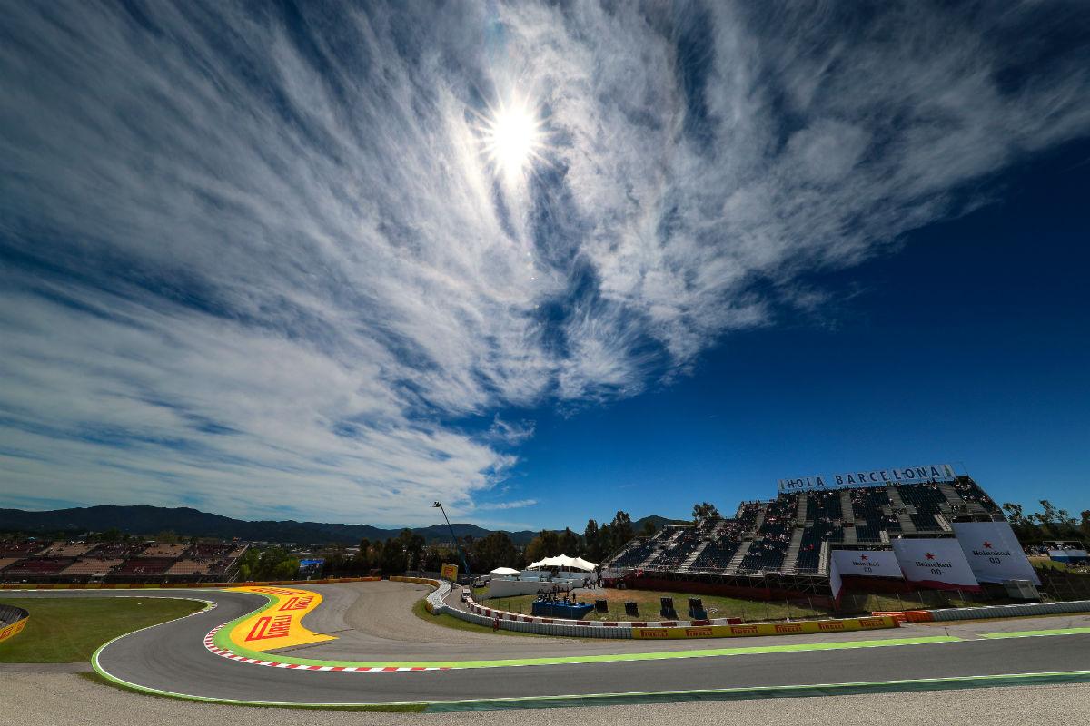El récord de Barcelona: GP de F1 en tres circuitos totalmente diferentes