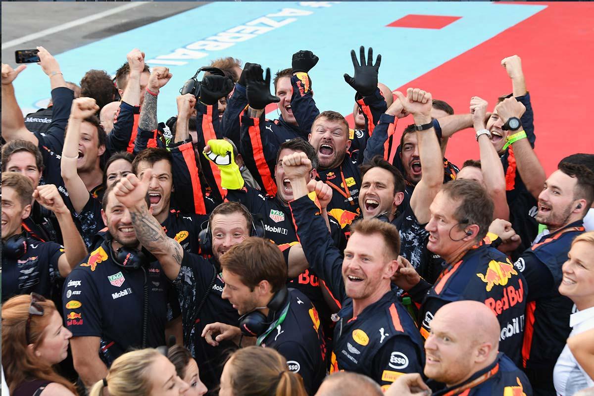 Récords F1: Estadísticas del Gran Premio Azerbaiyán 2017 - SoyMotor.com