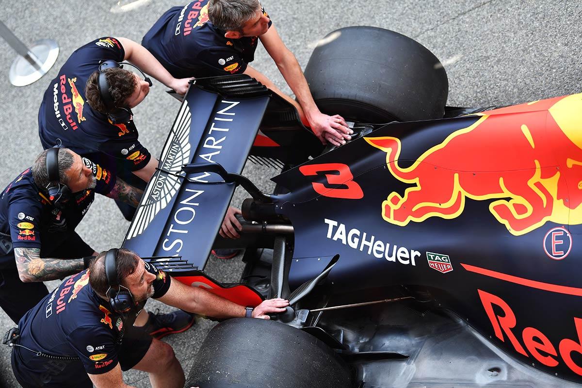 Red Bull dará órdenes de equipo - SoyMotor.com