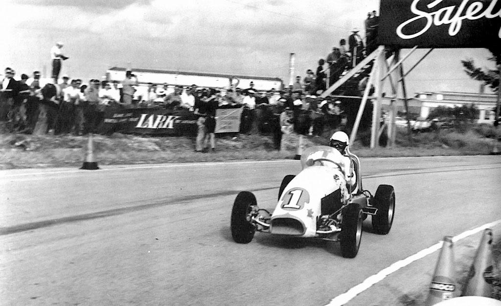Un Midget en la parrilla de F1 o la aventura de Rodger Ward en el GP de Estados Unidos 1959 - SoyMotor.com