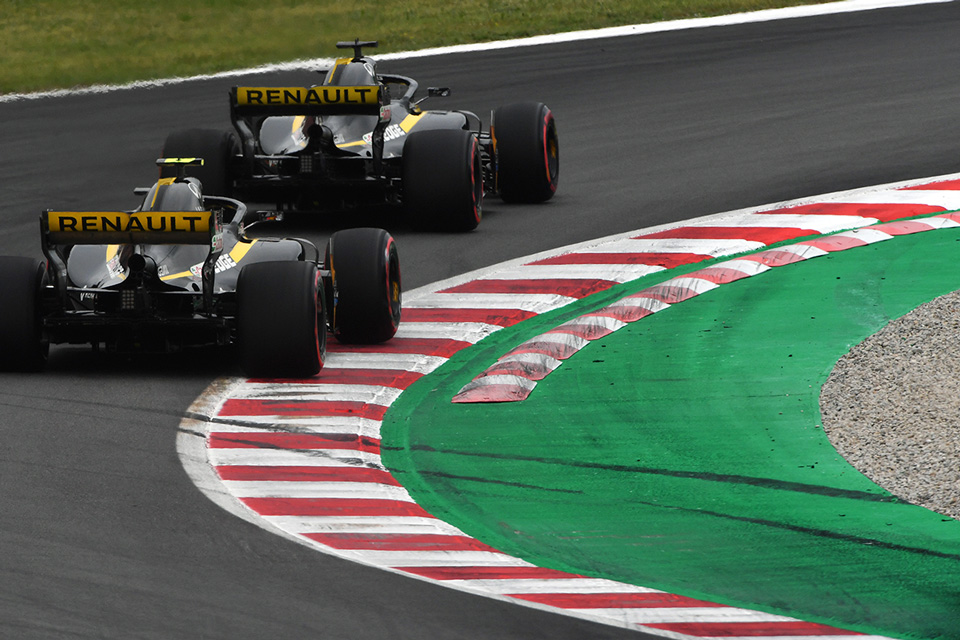 Los Renault en Barcelona - SoyMotor.com