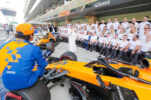 El salto de Sainz: de piloto a líder de equipo y aspirante a campeón - SoyMotor.com