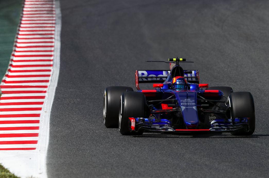 Sainz en el GP de España - SoyMotor.com