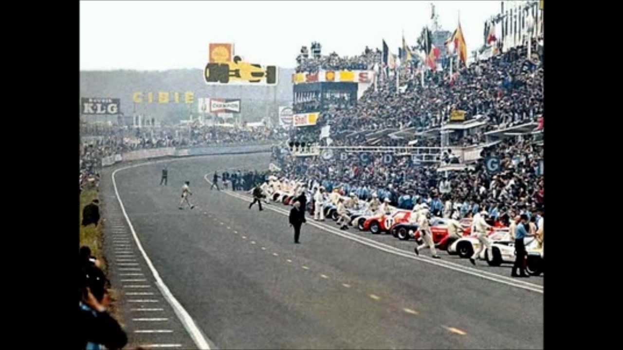 Salida de las 24 horas de Le Mans de 1969 – SoyMotor.com