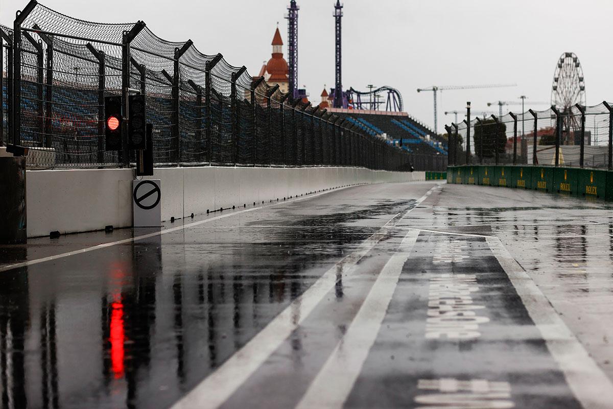 La lluvia escapa a las competencias de Pirelli - SoyMotor.com