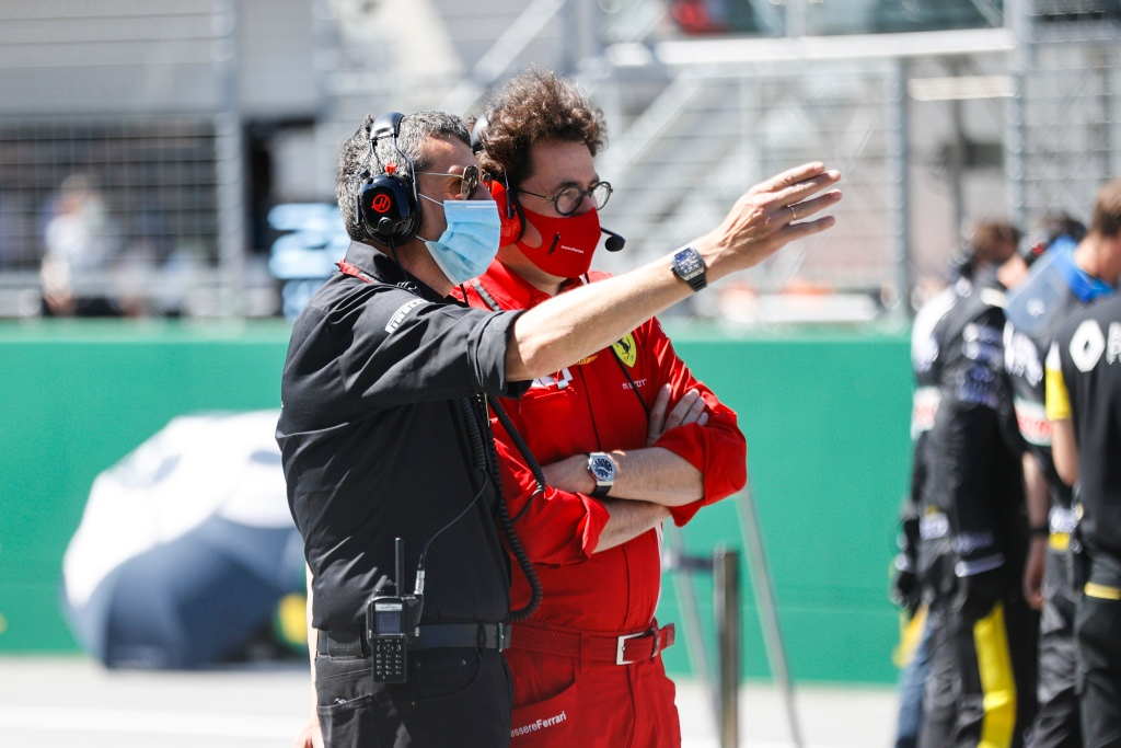 Ferrari-Haas: un trasvase de personal con polémica - SoyMotor.com