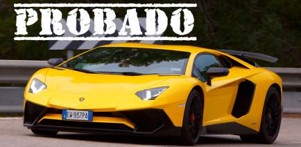 Prueba Lamborghini Aventador SV: Endiablado - SoyMotor.com