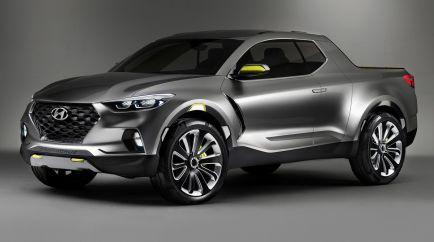 El Hyundai Santa Cruz Concept puede ser un punto de partida hacia el pick-up de la firma coreana - SoyMotor