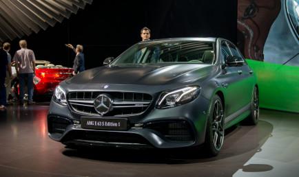 Imágenes de la presentación de la nueva generación del Mercedes-AMG E 63 - SoyMotor