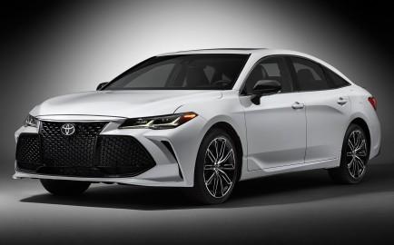 Toyota Avalon 2018 - SoyMotor.com