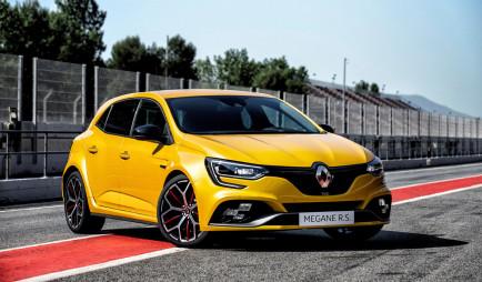 Toda la tecnología de Renault Sport está al servicio de este Renault Mégane RS Trophy - SoyMotor