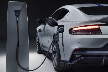 Aston Martin: un deportivo y un SUV eléctricos a partir de 2025 - SoyMotor.com