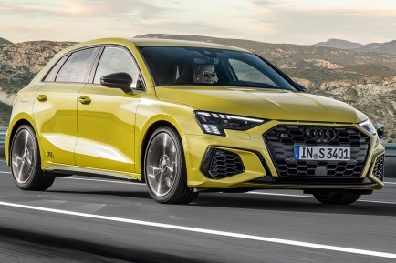 Audi A3 Sportback 2020 - SoyMotor.com
