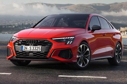Audi A3 Sedan 2020 - SoyMotor.com