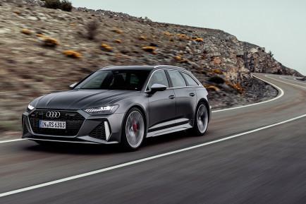 Audi RS 6 Avant 2020: 600 caballos, mild hybrid y cada vez más icono