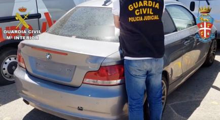 Desarticulada una banda que vendía coches robados en España - SoyMotor.com
