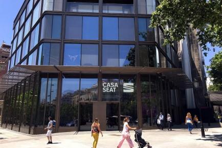 Casa Seat, en Barcelona - SoyMotor.com
