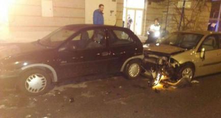 Retiran el carnet a un ertzaina ebrio por estrellar su coche oficial - SoyMotor.com